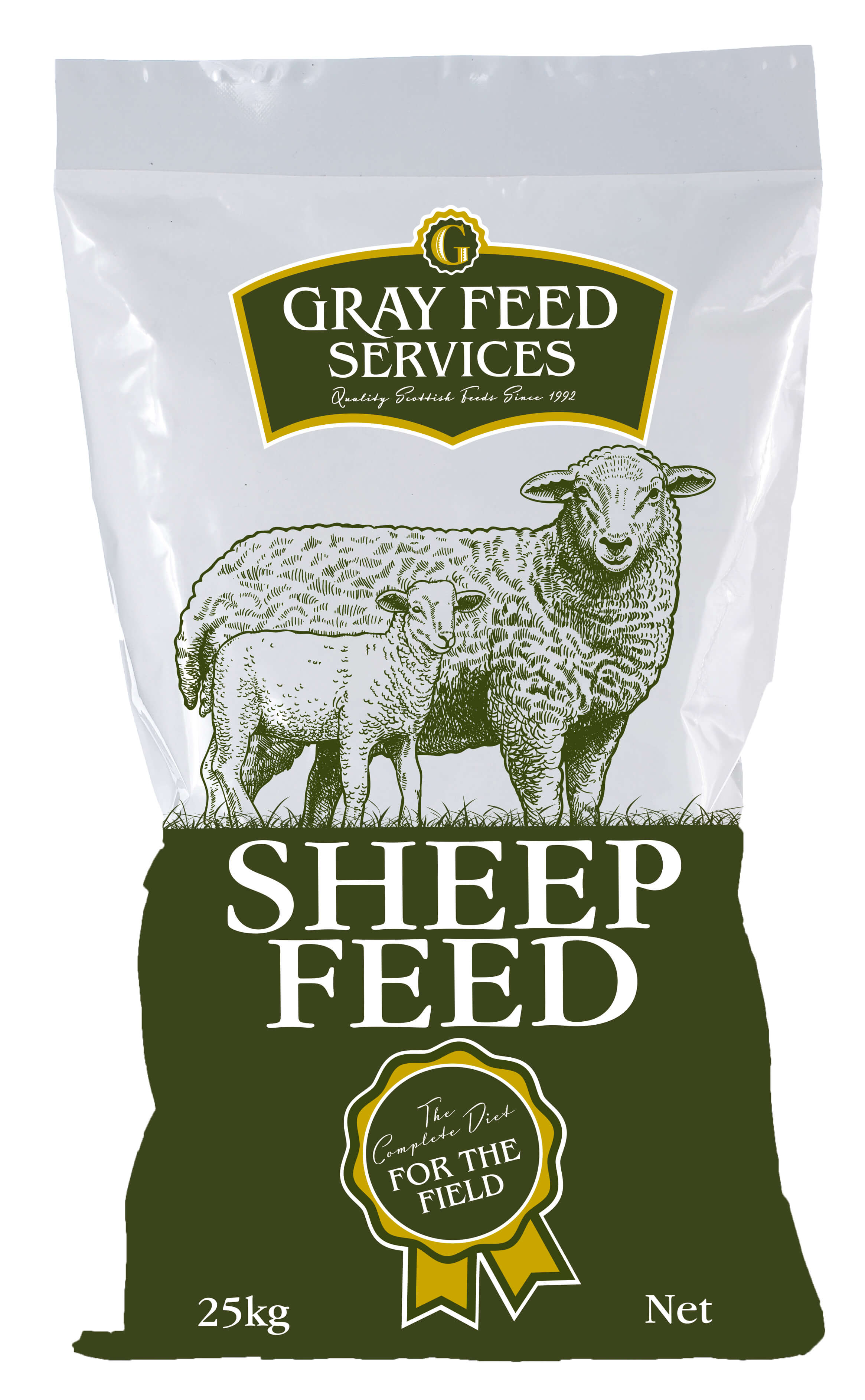 Sheep Feeds